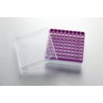 ABS Cryovials Holder CVH101L