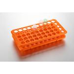 Plastic Microcentrifuge Tube Rack MTR100L